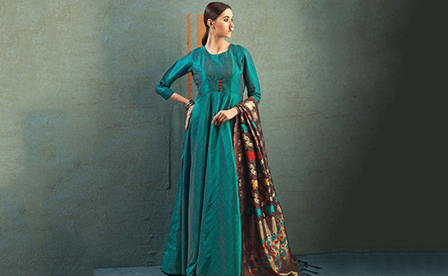 Dashing Anarkali Suit