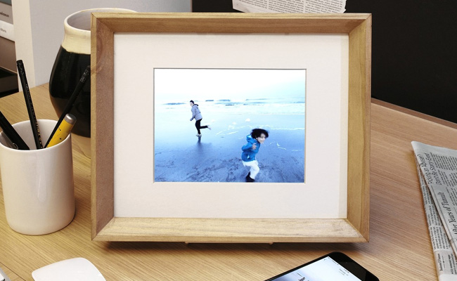 Digital Raksha Bandhan Photo Frame