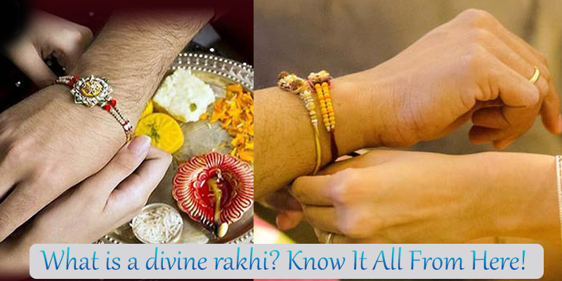 What is a Divine Rakhi