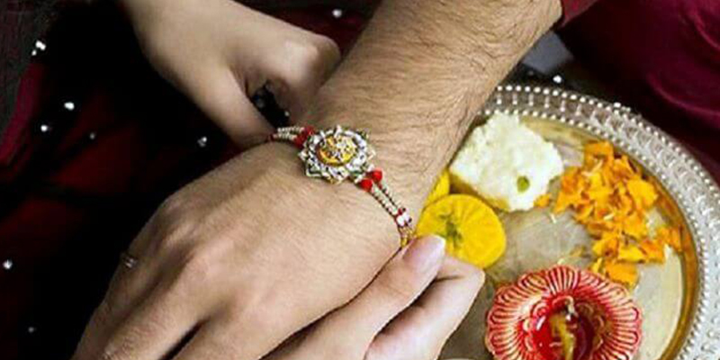 DIY Rakhi Puja Thali Decoration Ideas
