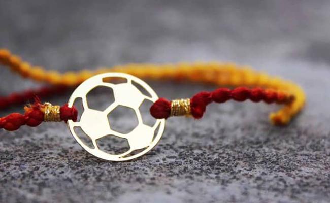 Football Lover Rakhi