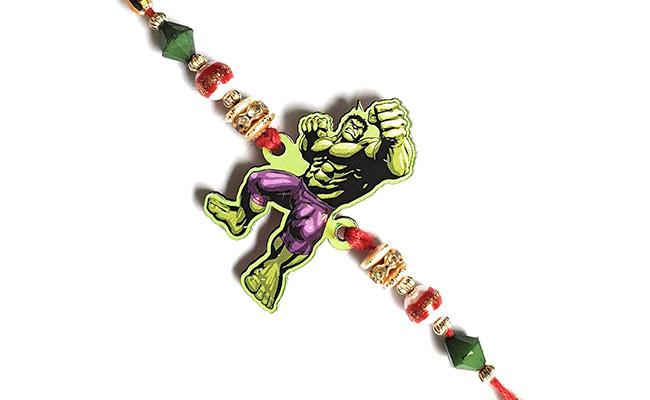 Hulk Rakhi