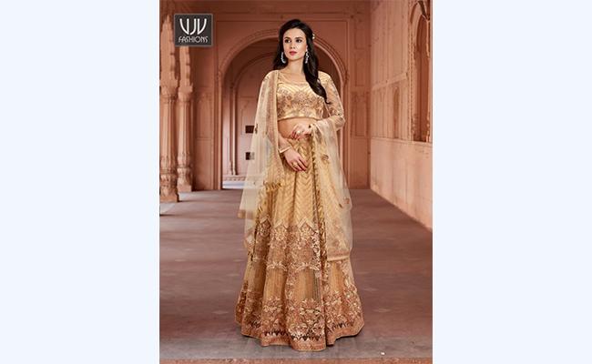 Indo Western Lehenga Suit