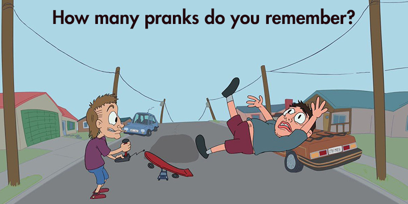 Memorable Childhood Pranks to Remember on Rakhi
