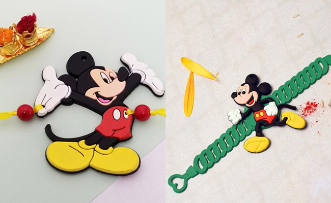 Mickey Mouse Rakhi