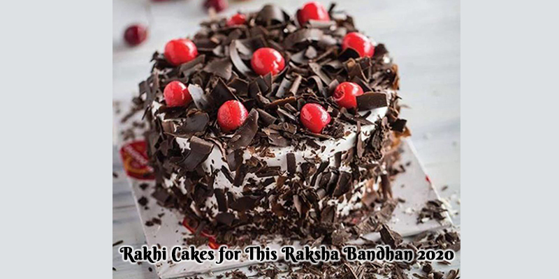Most Mouthwatering Rakhi Cakes for This Raksha Bandhan