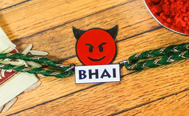 Naughty Bhai Rakhi