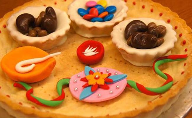 Rakhi Rituals Cake