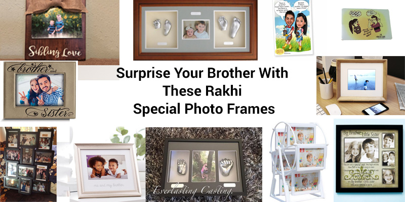 Rakhi Special Photo Frames