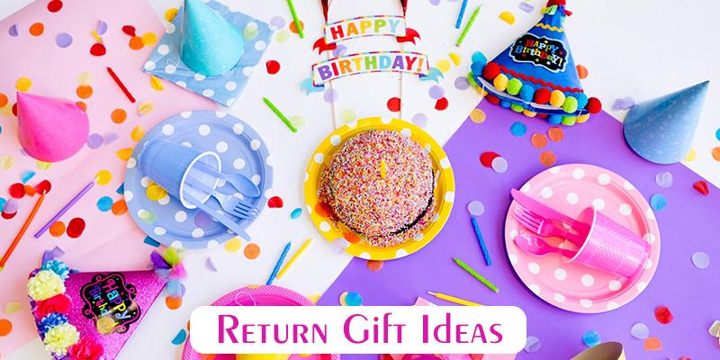 Return Gift Ideas to Make Celebrations Last Longer