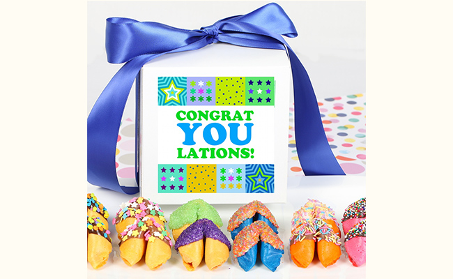 Say Congratulations with Delightful Gifts