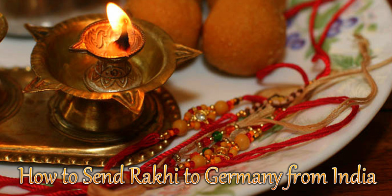 How to Send Rakhi to Germany from India
