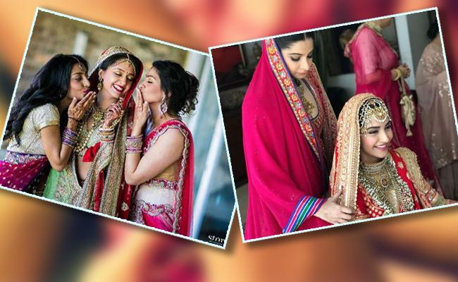 Beautiful Bond of Sisters