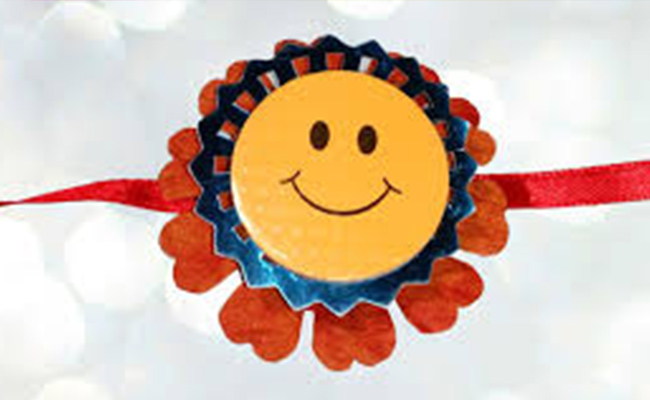 Smiley Rakhi