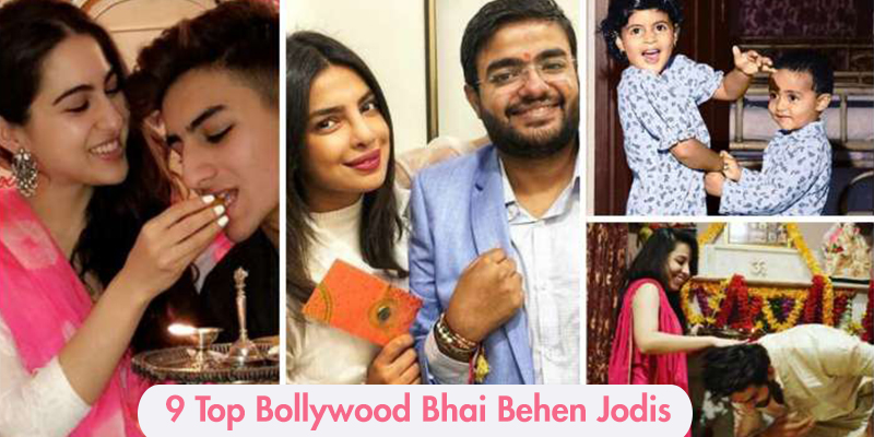 Top Bollywood Bhai Behen Jodis