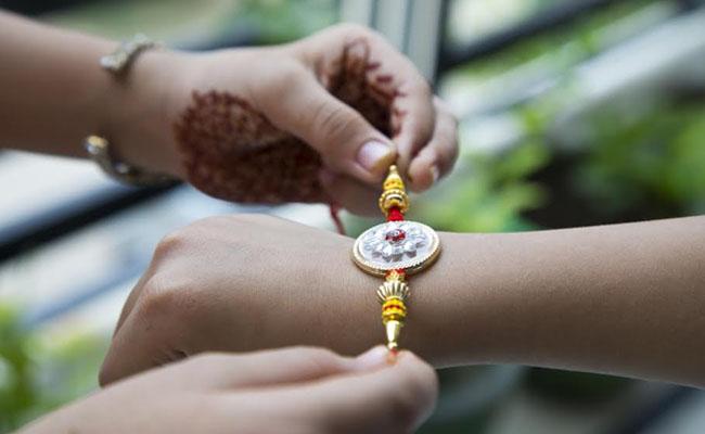 Sweet Raksha Bandhan Precept