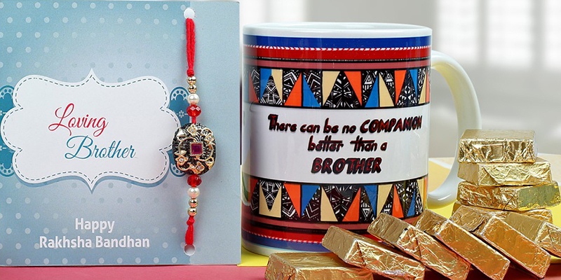 Best Combos with Rakhi on Raksha Bandhan