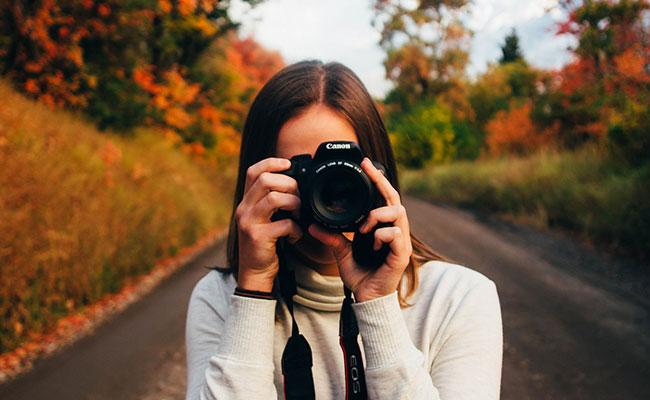 DSLR Camera For The Wanderlust Sister