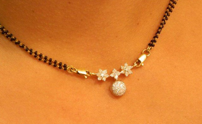 Mangalsutra In Exchange