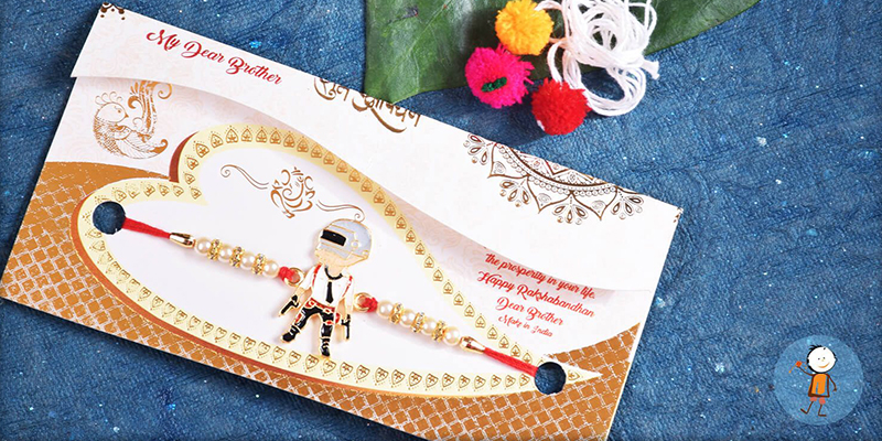How to Send Rakhi to the Netherlands from India