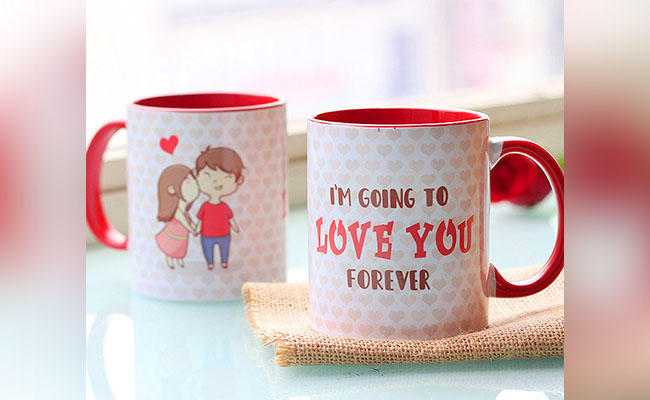 Personalized Coffee Mug for couples