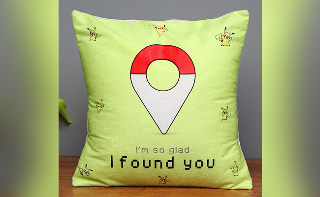 Personalised Cushion for Partner
