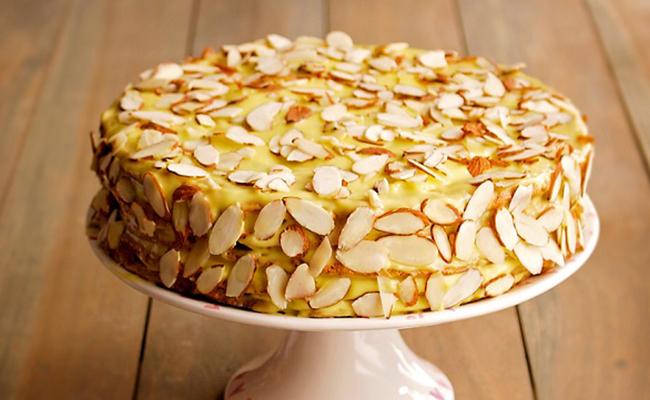 Hazelnut Almond Cake Flavour