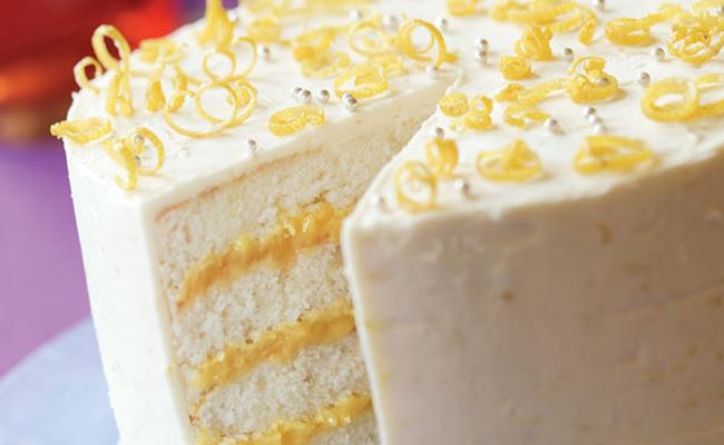 Lemon Cake Flavour