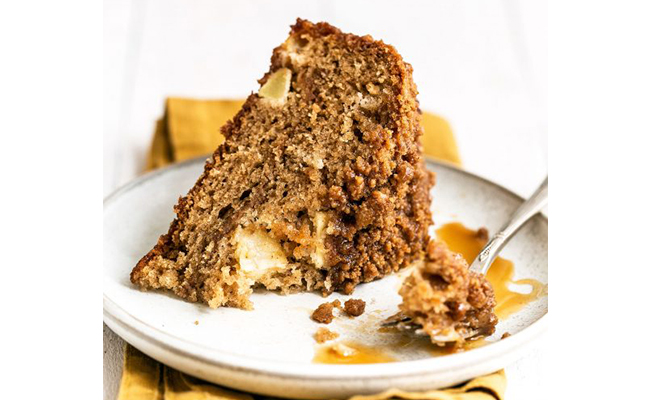 Caramel Apple Coffee Cake Flavour