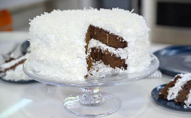 Chocolate Coconut Cake Flavour