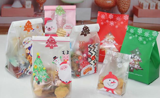 Gift Homemade Baked Goodies on Christmas