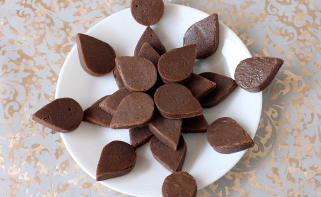 Homemade Chocolates for Christmas