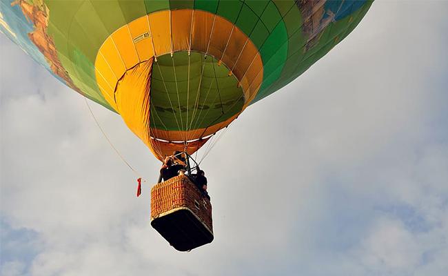 Gift Hot Air Balloon Ride