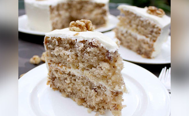 eggless vanilla cake without condensed milk