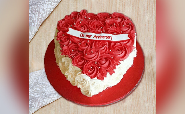 I Love You, Heart Cake