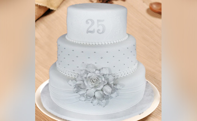 Silver Jubilee Delectable