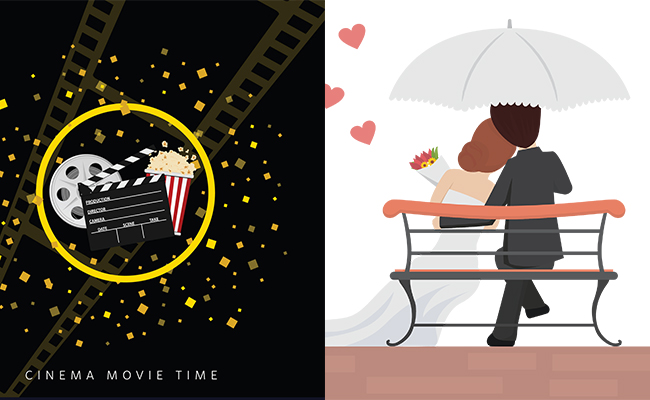 movies vs spending romantic time