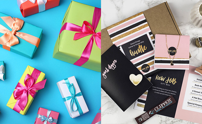 ordinary vs personalised gifts