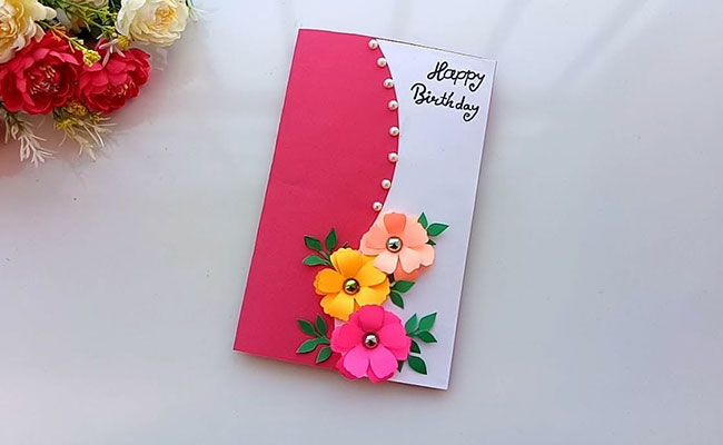 A heartfelt greeting card