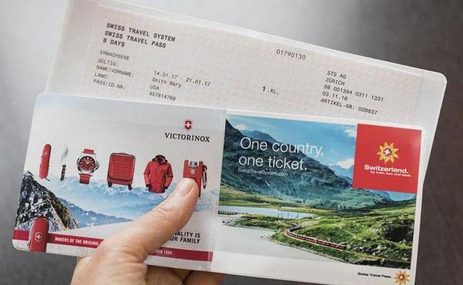 Tickets to Switzerland