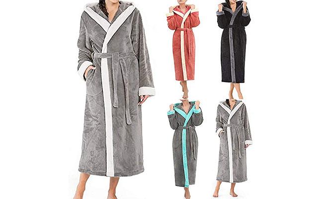 A Soft Robe