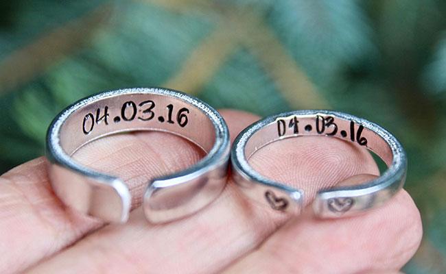 Anniversary Dated Jewellery