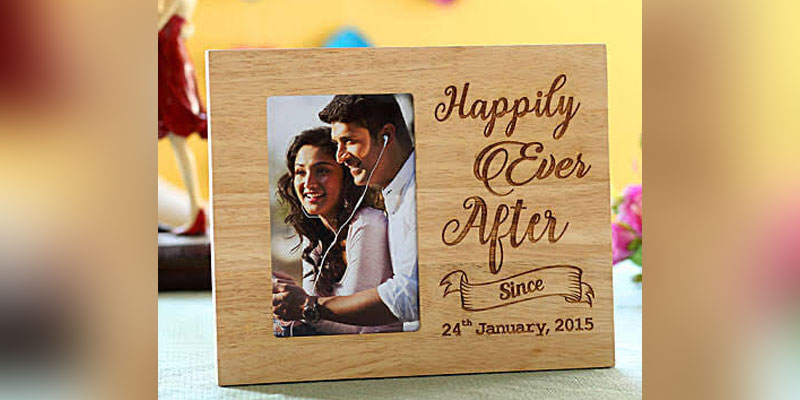 Anniversary personalised gifts