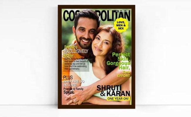 Couple magazine