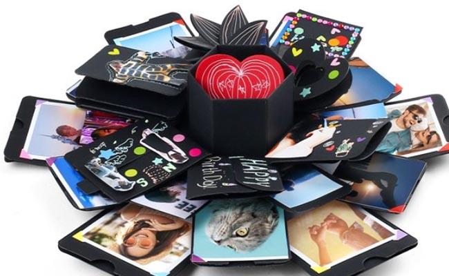 Explosion Box of Love