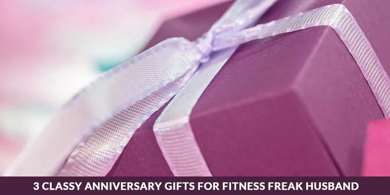 gifts for fitness freak husband