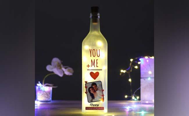LED bottle lamps