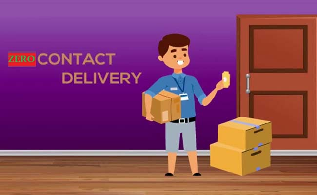 Online stores provide delivery right at your doorstep