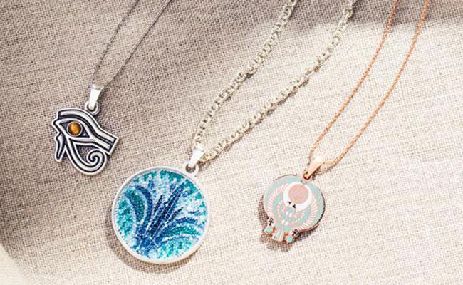 Symbolic Necklace