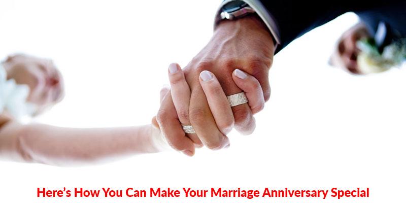 anniversary celebration ideas